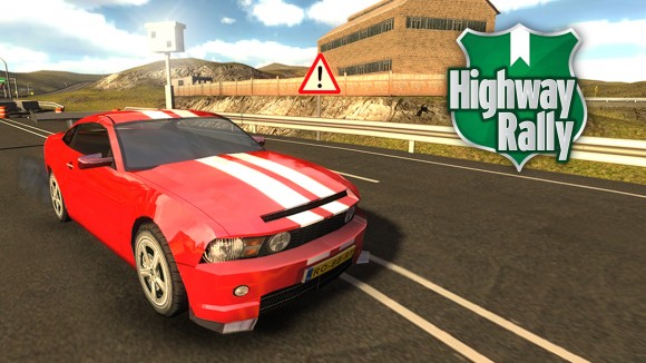 Highway Rally (Quelle: ouya.tv)
