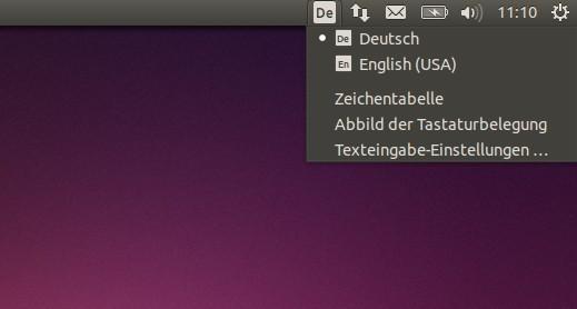 """Ubuntu 13.10 """"Saucy Salamander"""": Neues Tastatur-Symbol"""