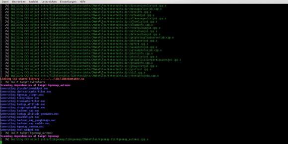 digiKam 3.5: kompilieren