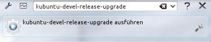 Kubuntu: Upgrade auf Entwickler-Version 13.10