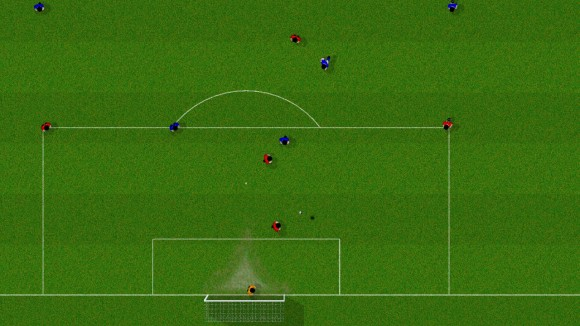 Natural Soccer (Quelle: ouya.tv)