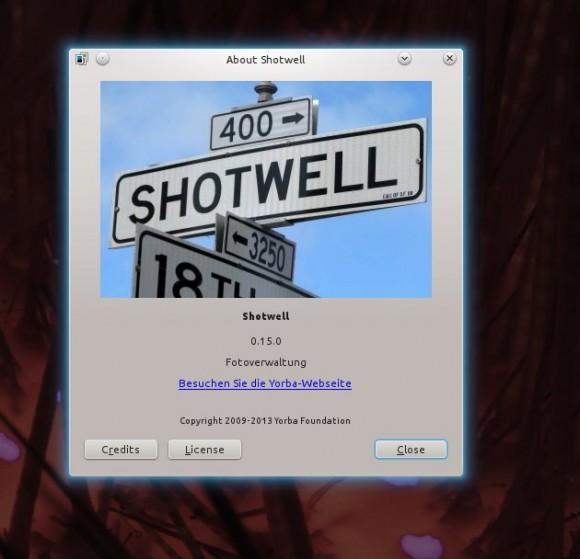 Shotwell 0.15