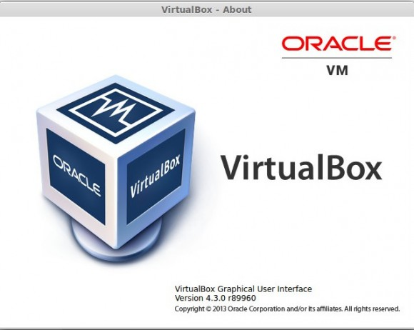 Oracle VirtualBox 4.3