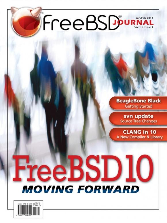 FreeBSD-Magazin: Ab Januar erhältlich (Quelle: freebsdjournal.com)