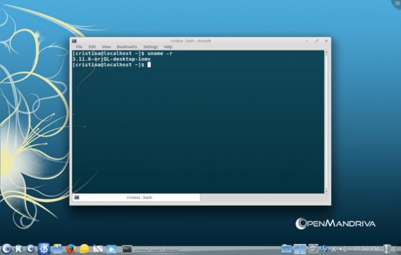 OpenMandriva Lx 2013.0: Kernel (Quelle: openmandriva.org)