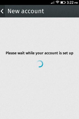 Firefox OS 1.0: E-Mail-Konto hinzufügen