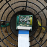 Kameramodul des Raspberry Pi, V4L-Treiber (Video4Linux) und motion
