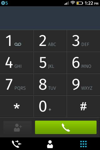 Firefox OS 1.0: Telefonieren