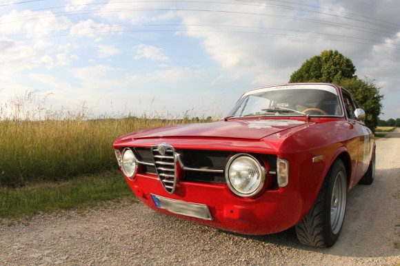 Alpha Romeo Giulia (Original-Bild)