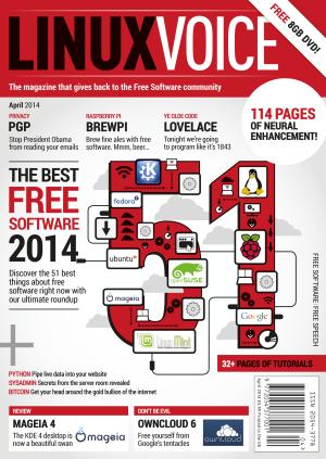 Linux Voice: Ausgabe 1
