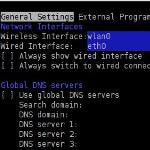 Raspberry Pi und andere Linux-Distributionen: WLAN / WiFi mit wicd-curses auf der Konsole verwalten