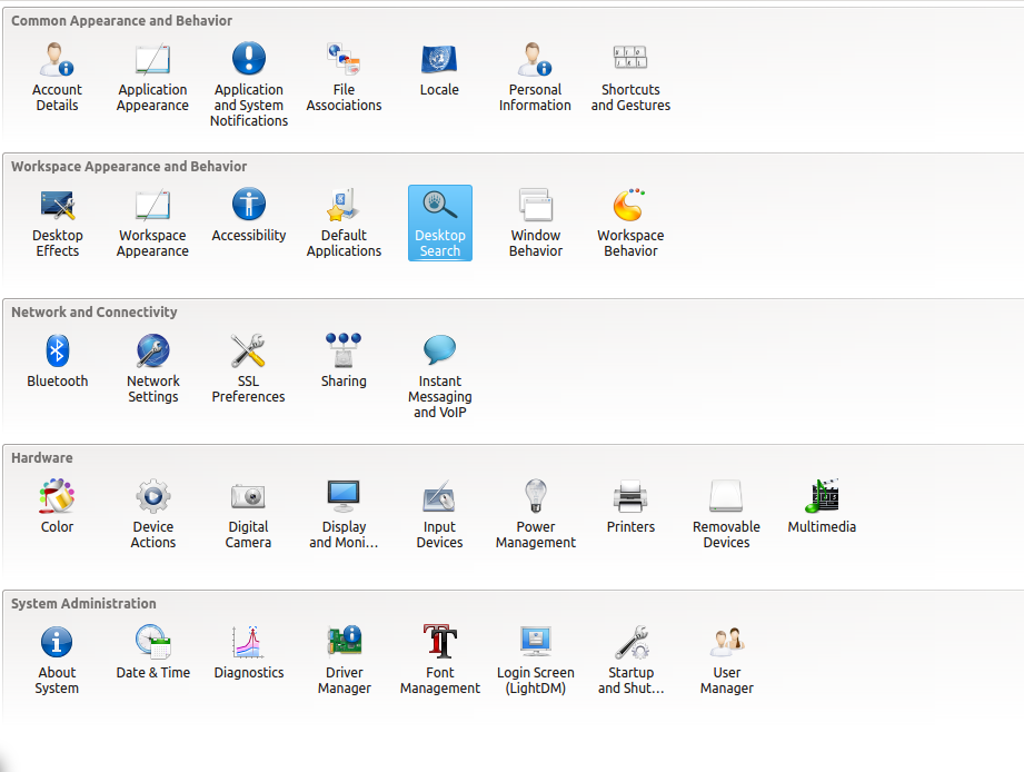 Einige Sichtbare Unterschiede Kubuntu 13 10 Und Kubuntu
