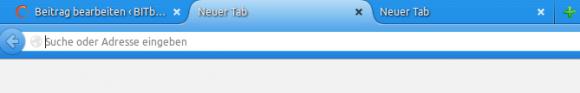 Firefox 29: Tabs