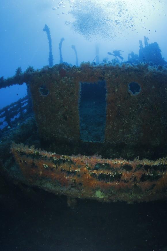 Brother Islands: Numidia außen
