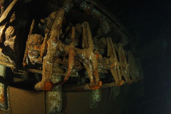 Ghiannis D: Maschinenraum