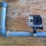 GoPro: Unter Wasser filmen mit selbst gebastelten Griffen – Kostenpunkt 2 Euro