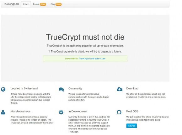 TrueCrypt.ch