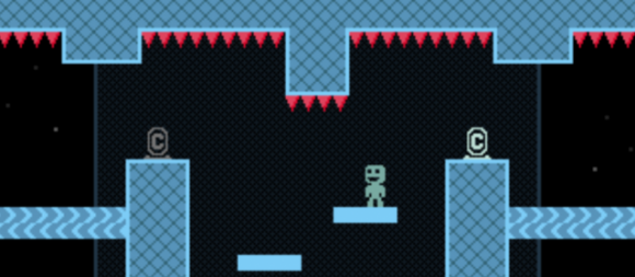 VVVVVV (Quelle: distractionware.com)
