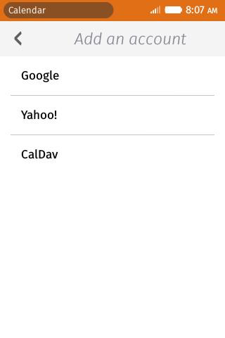 Kalender über CalDAV anbinden