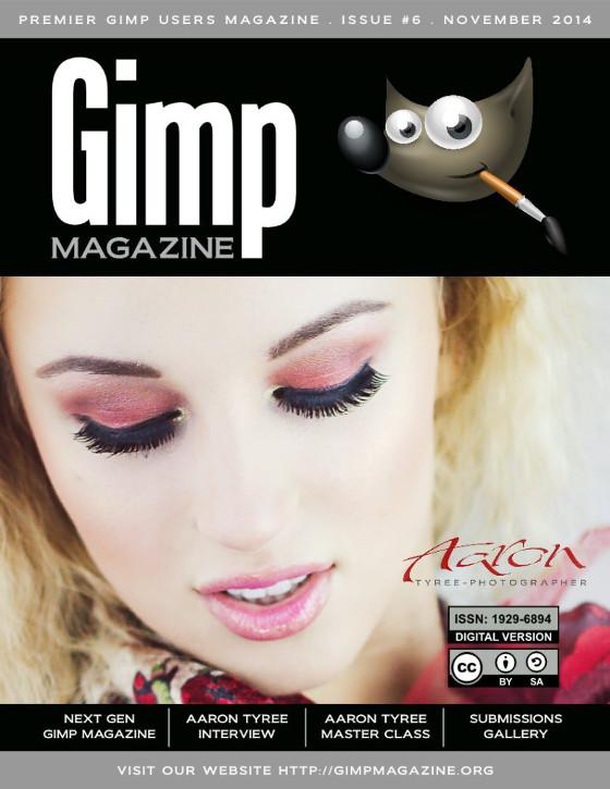 GIMP-Magazin: AUsgabe 6