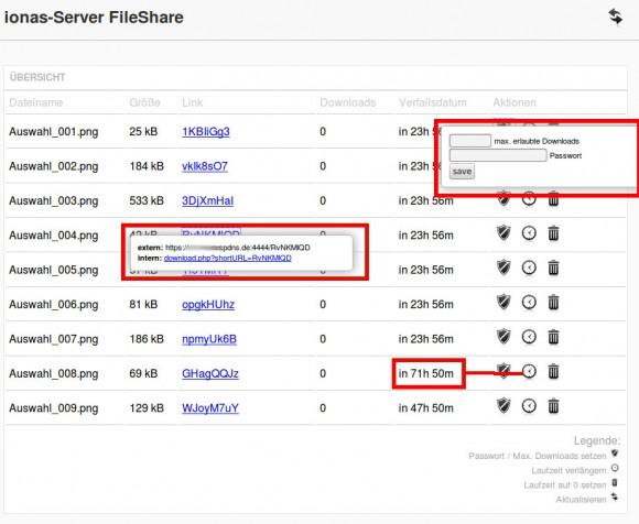 File Sharing: Dateien gemeinsam nutzen