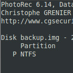 "Datenrettung mit TestDisk / PhotoRec: Wieder mal ein Fall von ""Life is too short to remove USB safely"""