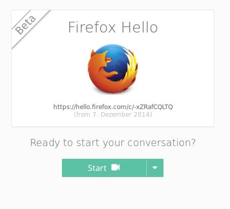 Bereit für das Gespräch?