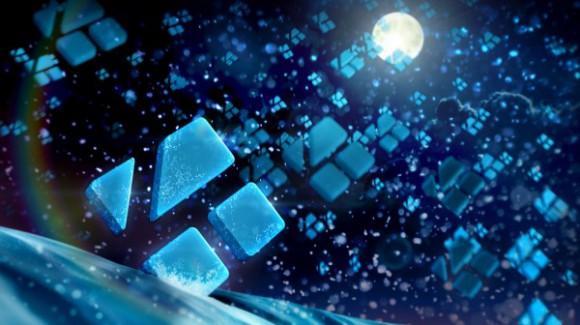Kodi 14.0 liegt unter dem Weihnachtsbaum (Quelle: kodi.tv)