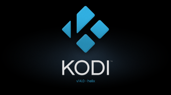 Kodi 14.0: Splash