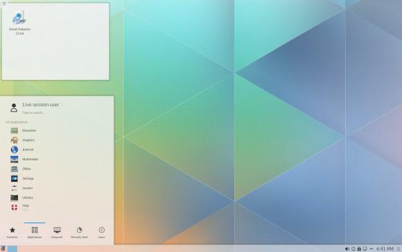 Ubuntu 15.04 Alpha 2: Kubuntu 15.04