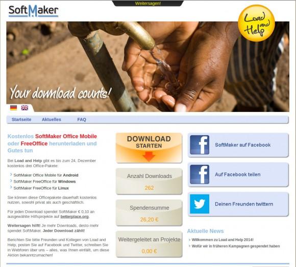 Load and Help 2014: Für einen guten Zweck downloaden