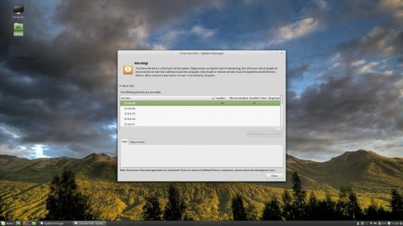 Linux-Kernel 3.16 ist verfügbar, der wiederum die WLAN-Karte RTL8723BE unterstützt