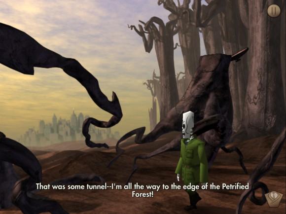 Grim Fandango Remastered: Schwarzer Humor mit verbesserter Grafik