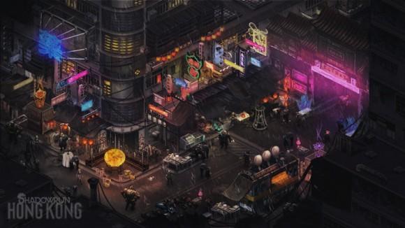 Ich habe ein Shadowrun: Hong Kong übrig (Quelle: kickstarter.com)