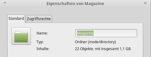 Seafile gegen ownCloud: Magazine
