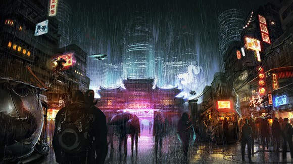 Shadowrun Hong Kong  (Quelle: kickstarter.com)