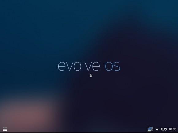 Evolve OS: Desktop