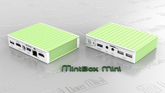 MintBox Mini (Quelle: linuxmint.com)