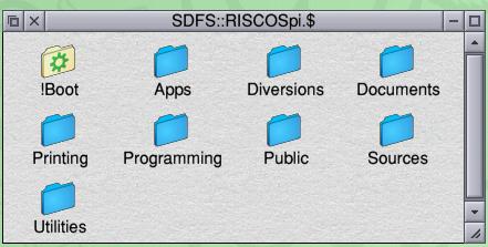 RISC OS Open (Quelle: riscosopen.org)