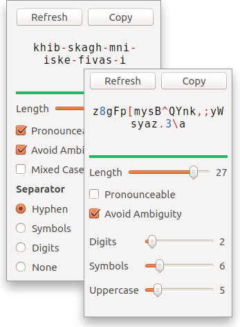 Enpass: PAsswort-Generator (Quelle: enpass.io)