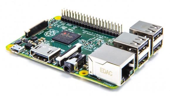 Raspberry Pi 2 (Quelle: raspberrypi.org)