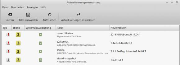Vivaldi 1.0.111.2 Update