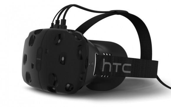 HTC RE Vive: Virtuelle Welten mit HTC und Steam