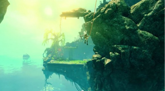 Trine 3: The Artifact of Power - : in 3D