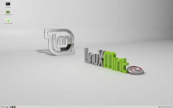 LMDE 2 mit MATE als Desktop-Umgebung