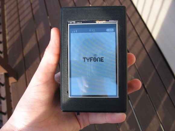 TyFone (Quelle: instructables.com)