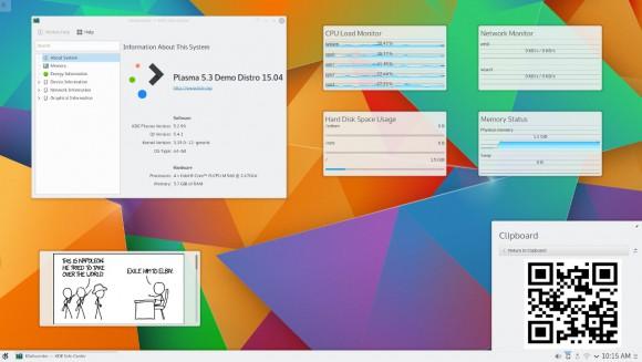 openSUSE Tumbleweed ab sofort mit Plasma 5.3