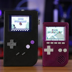 Pocket PiGRRL: Gameboy aus Raspberry Pi gebastelt