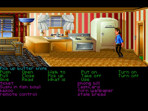Zak McKracken And the Alien Mindbenders (Quelle: gog.com)
