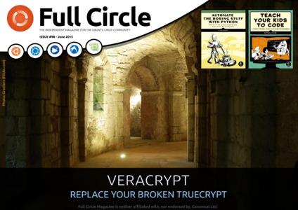 Full Circle Magazine 98